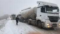 Bilecik-Yenişehir Karayolu Trafiğe Kapandı