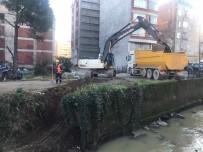 Bulancak Belediyesi Altyapı Çalışmalarını Sürdürüyor