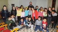 Burhaniye'de Geleceğin Tiyatrocuları Yetişiyor