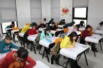 Diyarbakır Bil Koleji Bursluluk Sınavına Yoğun İlgi