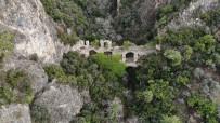 ARKEOLOJI - Doğa Tutkunları Kızılcay Vadisi'nde Geçmişten Günümüze Yolculuk Yaptı