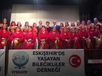Eskişehir'de Yaşayan Bileciklilerin 'Sazlı, Sözlü Ve Türkülü Gecesi' Coşkulu Geçti