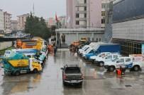 Gaziosmanpaşa'da Kış Nöbeti Başladı