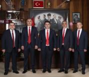 GMİS Yönetim Kurulu; '7 Ocak Kozlu Maden Şehitlerimizi Rahmetle Anıyoruz'