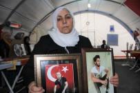 HDP Önünde, Ailelerin Evlat Nöbeti 126. Gününde