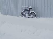 Kar Sevincinin En Güzeli Fotoğrafı