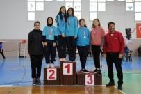 AKDENIZ BÖLGESI - Karaman, Badminton Kız Ve Erkeklerde Çeyrek Finale Yükseldi