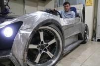 MURAT YILMAZ - Kendi Yerli Otomobilini Üretiyor