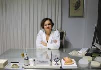 KOLTUK ALTI - Menopoz Sonrası Aşırı Terleyen Kadınlara Botoks İle Çözüm