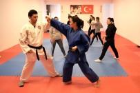 KARATE - Menteşe'de Kadınlara 'Yakın Savunma' Eğitimi