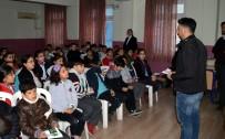 EMINE ERDOĞAN - Mersin'de Öğrencilere 'Sıfır Atık Projesi' Anlatıldı