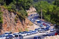 ARAÇ SAYISI - Muğla'da Otomobil Sayısı 209 Bin 628'E Ulaştı