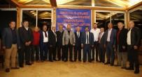 MUSTAFA YıLMAZ - Muhtarlar Dernek Başkanları Döşemealtı'nda Bir Araya Geldi