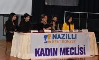 ÇOCUK İSTİSMARI - Nazilli'de Kadına Şiddet Ve Çocuk İstismarı Semineri Verildi