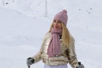 KIŞ TURİZMİ - Saklıkent'te Kayak Sezonu Açıldı