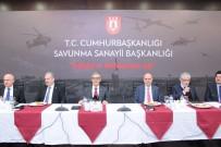 İSMAİL DEMİR - Savunma Sanayii Başkanı Demir Açıklaması 'Motor Sonuçlandıktan Sonra T0 Başlayacak'