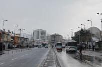 ARAÇ SAYISI - Sivas'ta Araç Sayısı Arttı