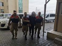 Suç Makinesi Jandarmanın Dikkati Sayesinde Yakalandı