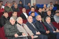 FEVZI KıLıÇ - TÜFAD'ın 'Sürekli Futbol Antrenörleri Gelişim' Seminerine Erenler'de Yapıldı