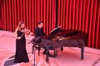 HEKIMOĞLU - Türk Dünyası Bilim, Kültür Ve Sanat Merkezi'nde Klasik Müzik Rüzgârı