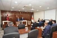 Vali Soytürk'den İl Genel Meclisine Ziyaret