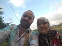 BAŞSAĞLIĞI MESAJI - Yolun Karşısına Geçmeye Çalışan Yaşlı Kadına Tır Çarptı