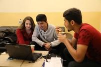 24 Saat Açık Kütüphanede Öğrencilere Çorba İkramı