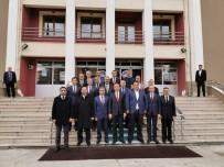 AK Parti'den Sarı'ya Kutlama Ziyareti
