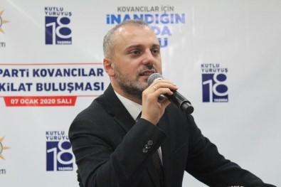 AK Parti Genel Başkan Yardımcısı Kandemir Açıklaması'türkiye'nin Milli Menfaatlerine Muhalefet Ediyorlar'