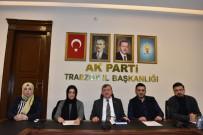 KRİZ YÖNETİMİ - AK Parti Trabzon'da 19. Dönem Siyaset Akademisi Başlıyor