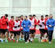 MINYATÜR - Antalyaspor Taktik Çalıştı