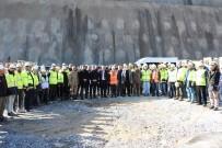 BEKIR PAKDEMIRLI - Avrupa'nın En Büyük Barajında Su Tutulmaya Başlandı