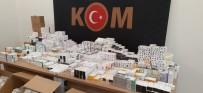 ANKARA EMNİYET MÜDÜRLÜĞÜ - Başkent'te Terör Örgütlerine Gönderilecek 72 Bin İlaç Ele Geçirildi