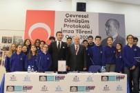 Beşiktaş'ta Çevresel Dönüşüm Protokolü İmzalandı