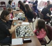 Bilecik'te Kadınlar İl Birinciliği Satranç Turnuvası Yapıldı