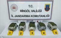 Bingöl'de Uyuşturucu Tacirleri Termal Kamerayla Yakalandı