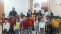 Burhaniye'de Minikler Kur'an Kursunun Birinci Dönemini Tamamladı.