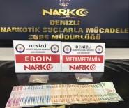 Denizli'de Uyuşturucu Operasyonları Açıklaması 20 Gözaltı