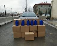KOCABAŞ - Denizli'ye Zehir Satamaya Gelirken Yakalandılar
