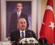 ÇAVUŞOĞLU - Dışişleri Bakanı Çavuşoğlu'ndan Avustralya Mesajı