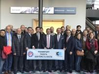 TEKSTİL SEKTÖRÜ - DTO Heyeti Tekstilin Kalbinin Attığı Heimtextil Fuarı'na Katıldı