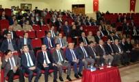 Erzincan'da 2020 Yılı Koordinasyon Kurulu Toplantısı Yapıldı
