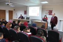 Erzincan'da Gençler Verem Hastalığı Konusunda Bilgilendirildi