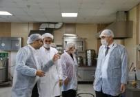 ALO GIDA - Erzurum'da Gıda Denetimleri Devam Ediyor