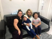 'Hoş Geldin Bebek' Ziyaretleriyle Aileler Seviniyor
