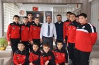 İskilip Belediyesi Güreş Takımı Kurdu