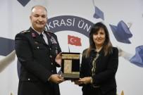 FETHİ SEKİN - İzmir Demokrasi Üniversitesi Şehit Fethi Sekin Ve Musa Can'ı Unutmadı