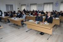 İSLAM - Karaköprü'de Yılın İlk Meclis Toplantısı Yapıldı