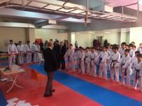 KARATE - Mardin'de Okullar Arası Karate Seçmeleri Yapıldı