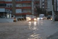 AŞIRI YAĞIŞ - Mersin'de Aşırı Yağış Ölüme Neden Oldu, Bir Kişi İse Kayıp